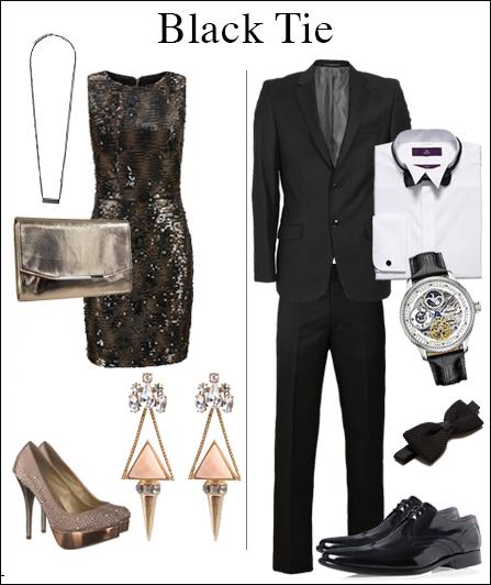 dresscode gala vrouw